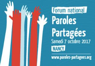 Forum National Paroles Partagées