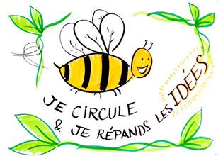 Fresque Pour Le Forum Ouvert Sur L'Alimentation Durable