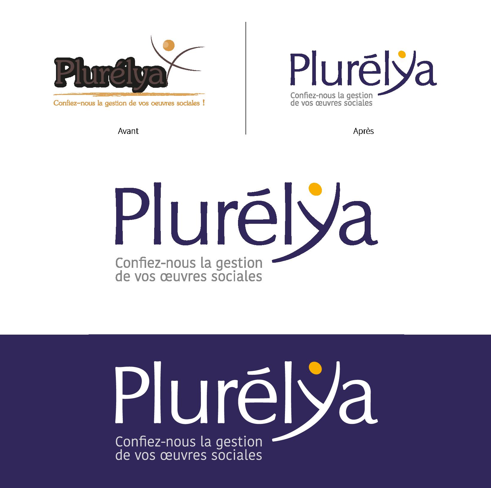 Nouvelle identité Plurélya