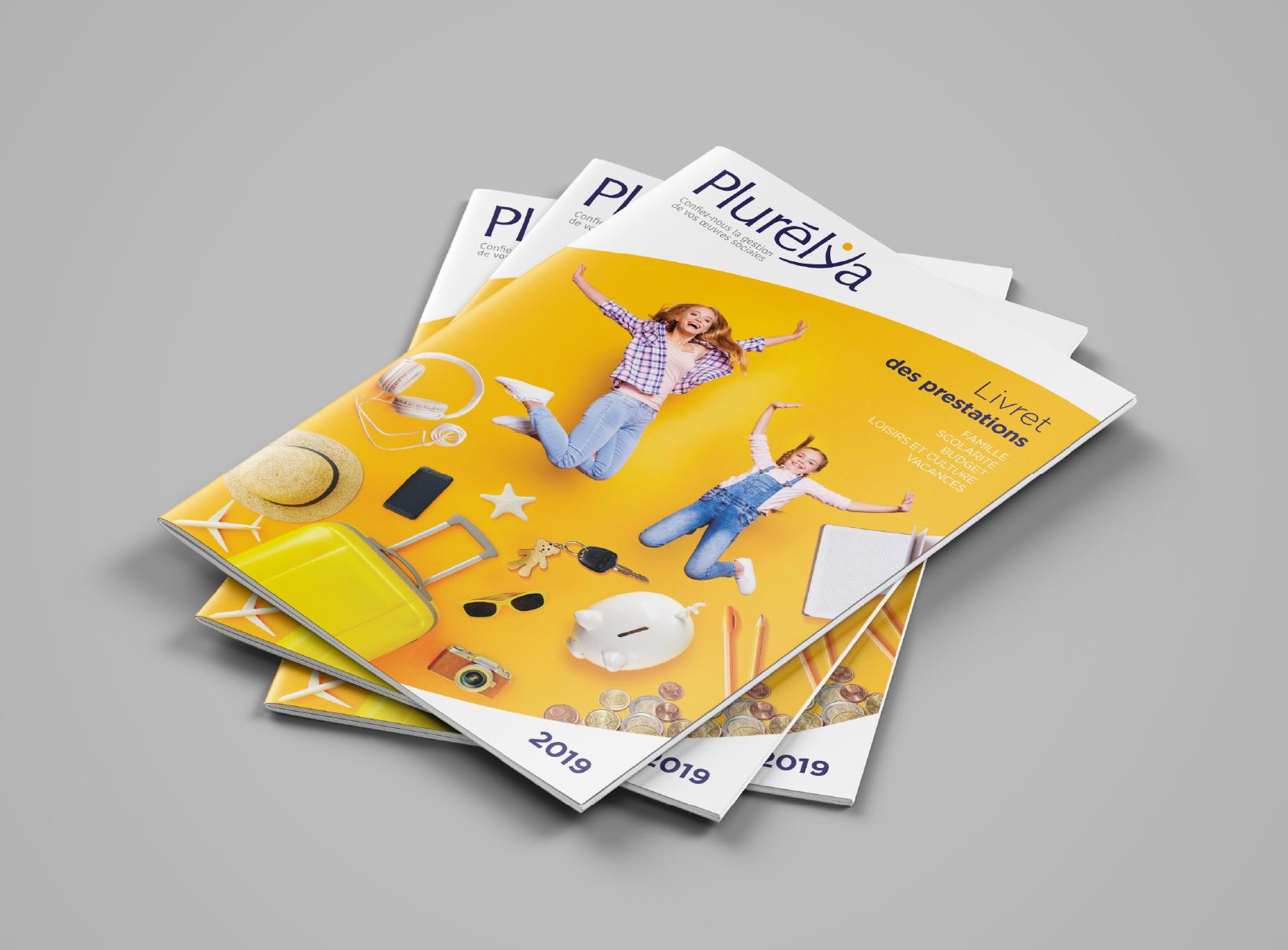 Couverture Catalogue Plurélya
