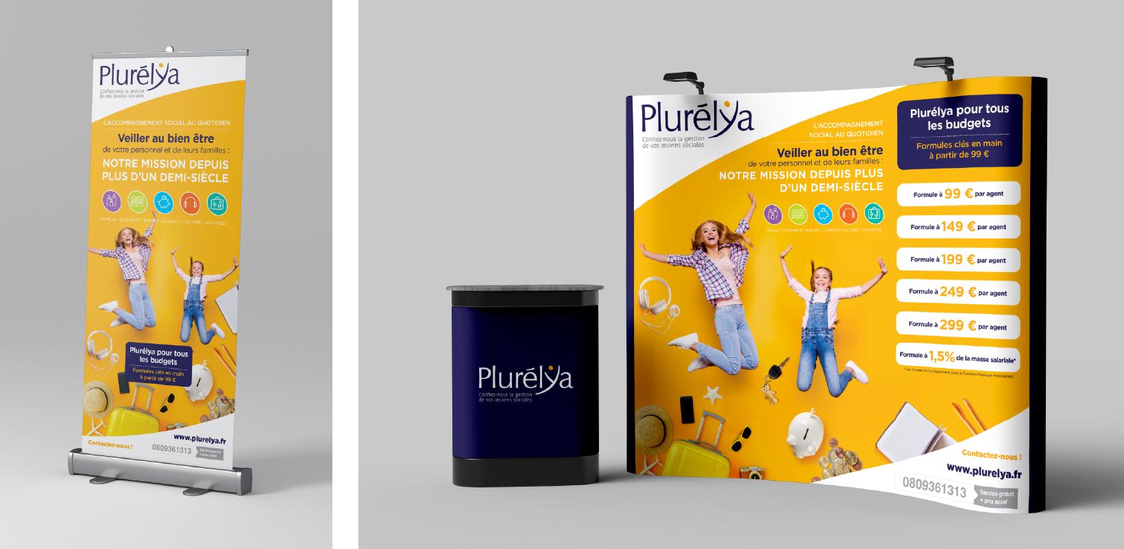 Stand Plurélya