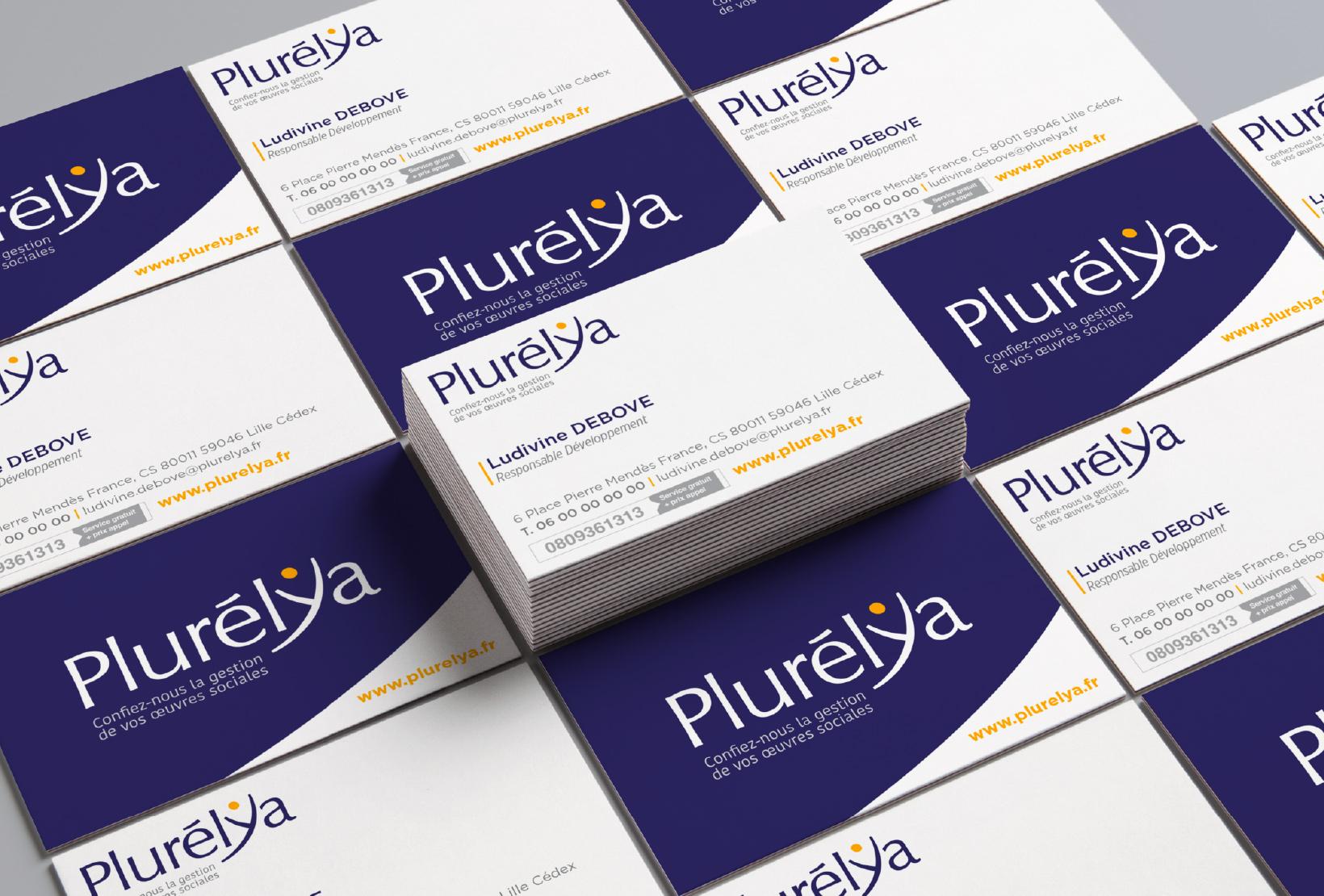 Cartes visite Plurélya